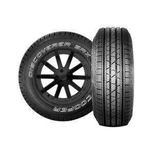 Neumático cooper Discoverer SRX 255/60R19
