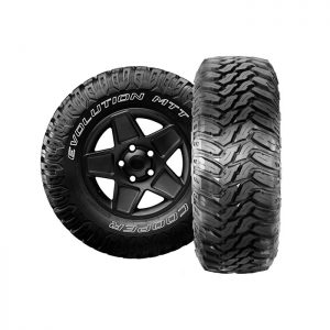 Neumático cooper Evolution MTT MUD 265/75R16