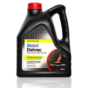 Mobil Delvac Extended Life C 50%