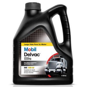Mobil Delvac Elite 10w-30