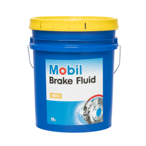 Mobil Brake Fluid DOT-4