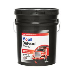 Mobil Delvac 25w-50